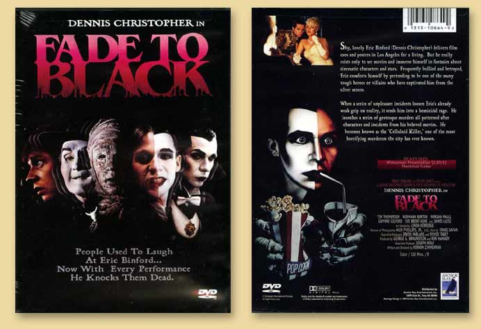 Fade to Black, a movie by Vernon Zimmerman