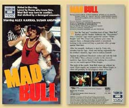 Mad Bull movie by Vernon Zimmerman