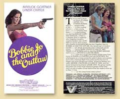Bobbie Jo and the Outlaws movie by Vernon Zimmerman